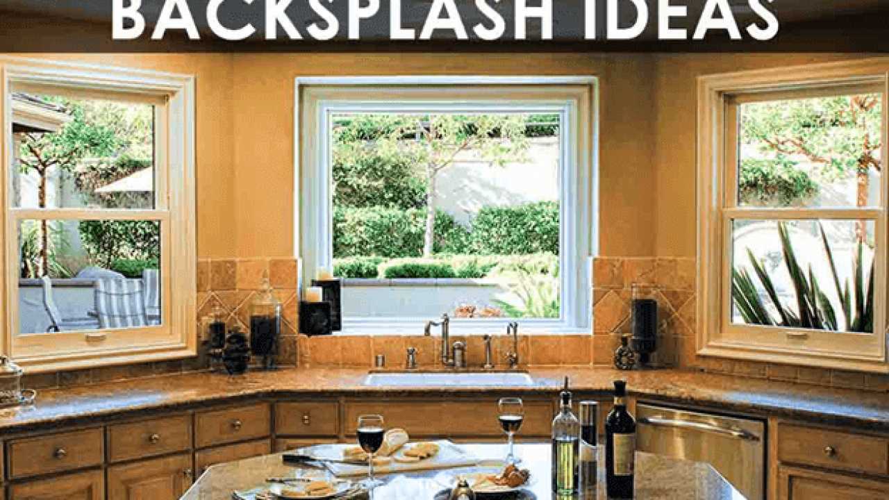 3 Brilliant Kitchen Window Backsplash Ideas on ideas for kitchens plumbing, ideas for kitchens design, ideas for kitchens paint, ideas for kitchens art,