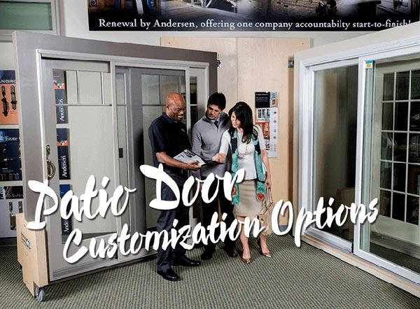 Patio Door Customization Options from Renewal by Andersen®