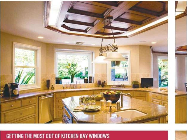 Getting The Most Out Of Kitchen Bay Windows