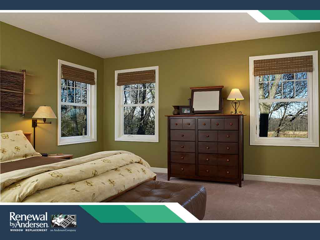 Double-Hung Windows: Ideal Choice for Your Bedrooms